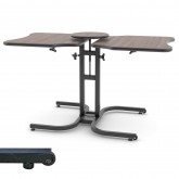 2 Person, Individually Adjustable Table