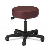 Backless pneumatic stool